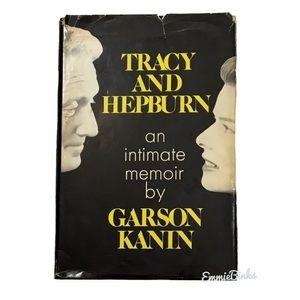 Vintage, Tracy And Hepburn, An Intimate Memoir